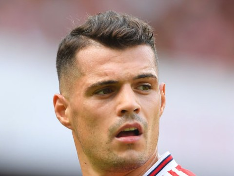 Why Granit Xhaka is emerging as Unai Emery's biggest problem at Arsenal