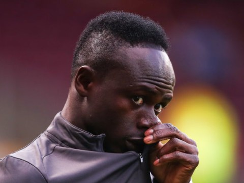 Jurgen Klopp admits Sadio Mane was angry at Mohamed Salah for failing to pass to him against Burnley