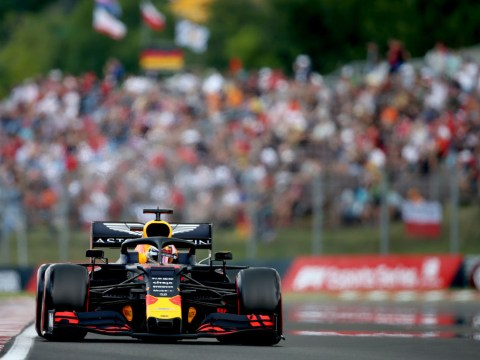 Formula One Hungarian Grand Prix start time, starting grid and how to watch