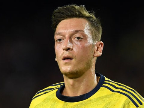 Unai Emery delivers update on Mesut Ozil's availability ahead of Arsenal's clash against Burnley