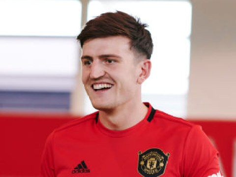 Manchester United fans love Harry Maguire's 'dig' at Liverpool after completing £80m move