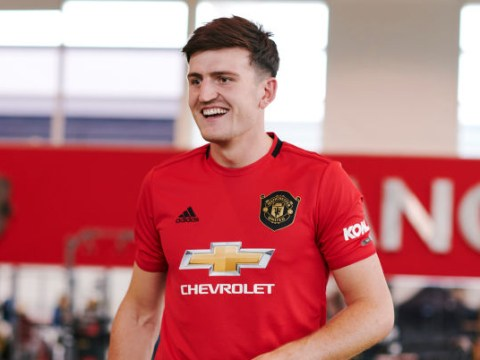 Harry Maguire tells Ole Gunnar Solskjaer he's fit to make Manchester United debut against Chelsea
