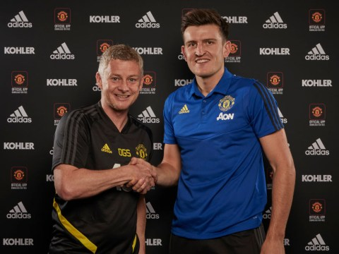 The three reasons why Ole Gunnar Solskjaer told Man Utd to break transfer record on Harry Maguire