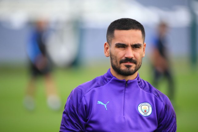 Ilkay Gundogan is set to sign a new deal at the Etihad (Picture: Getty)