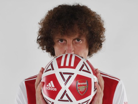Arsenal provide fitness updates on new signings David Luiz and Kieran Tierney ahead on Newcastle clash