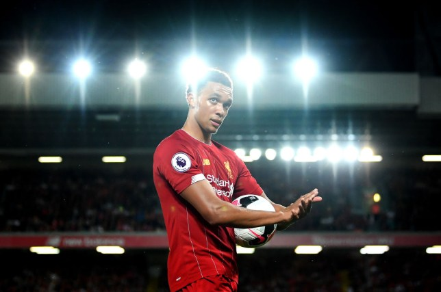 sports shoes b3355 1d068 Liverpool news: Trent Alexander-Arnold sets ambitious ...