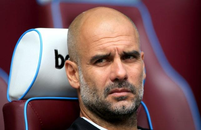 Pep Guardiola has rated Man Utd, Chelsea and Arsenal's Premier League title chances