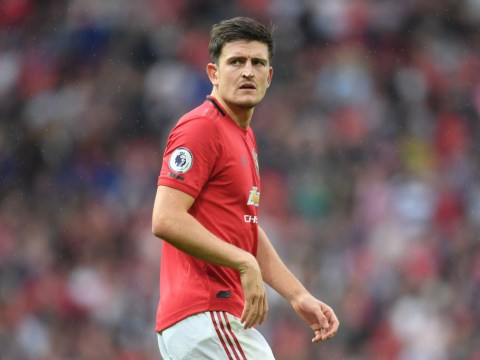 David Moyes thought Harry Maguire was too big to sign him for Manchester United