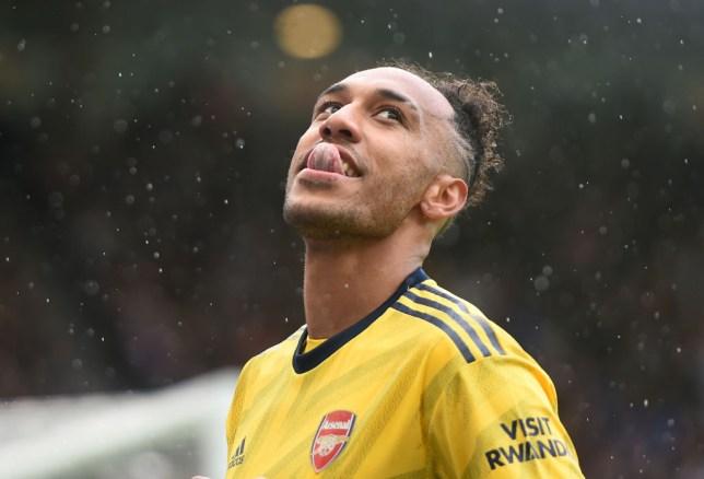 Ian Wright explains Pierre-Emerick Aubameyang's top-six struggles and says Ozil 'owes' Arsenal a performance