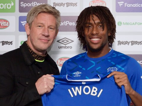 Alex Iwobi reveals why he left Arsenal to join Everton on deadline day