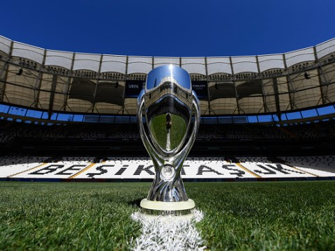 What is the UEFA Super Cup prize money?