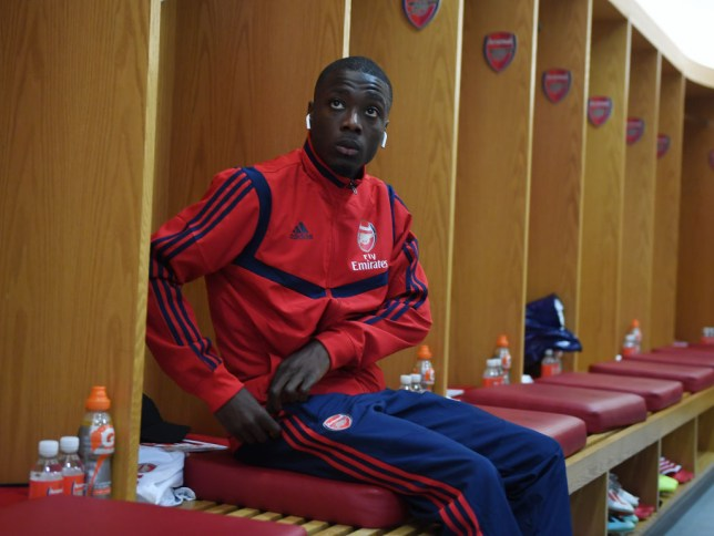 Unai Emery explains why he didn't pick Nicolas Pepe as David Luiz makes Arsenal debut