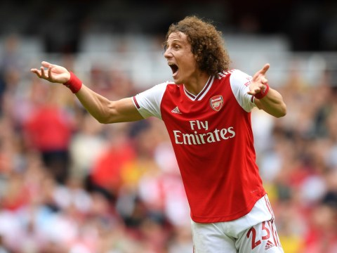 David Luiz explains why it's 'a pleasure' to have joined Arsenal from Chelsea