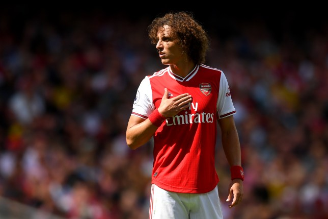 Luiz is a defender who is known for his range of attacking passes