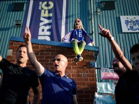 Bury FC expelled from English Football League after takeover collapses