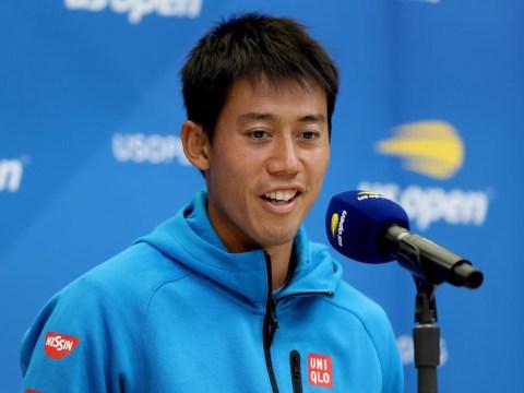 Kei Nishikori names six players who can threaten Federer, Nadal and Djokovic at the US Open