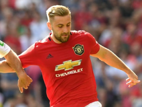 Manchester United duo Luke Shaw and Nemanja Matic set to resume light training