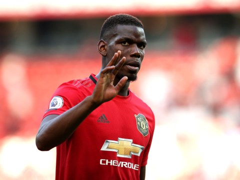 Real Madrid manager Zinedine Zidane has not given up on pursuit of Man Utd's Paul Pogba