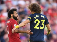 David Luiz reveals what Mohamed Salah told him after penalty decision