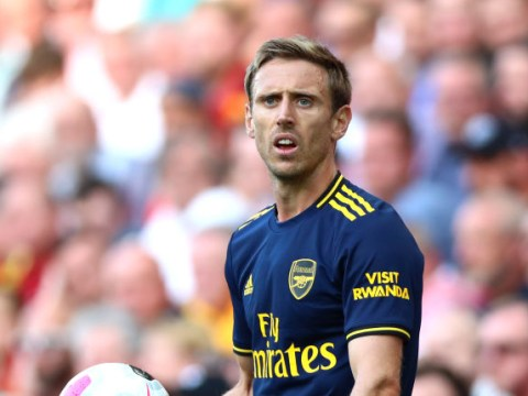Real Sociedad confirm signing of Arsenal defender Nacho Monreal