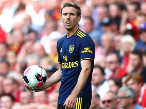 Nacho Monreal Arsenal exit 'close' to official announcement