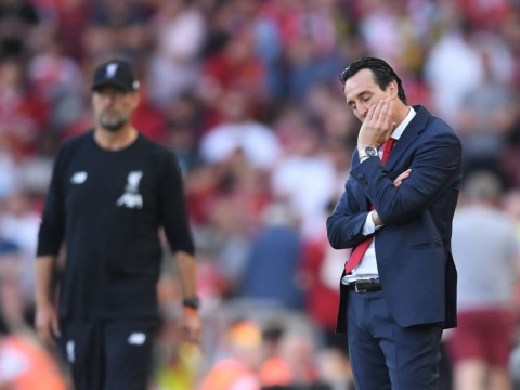 Arsenal legend Ian Wright 'baffled' by Unai Emery's diamond formation against Liverpool