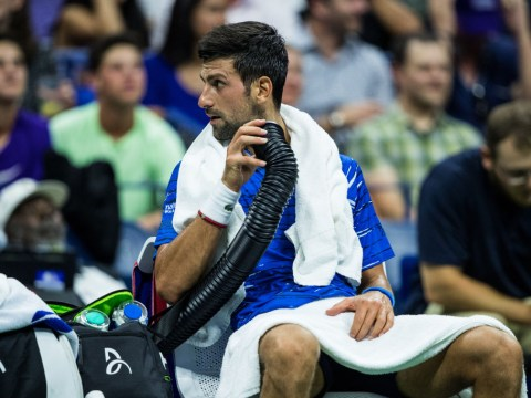 Novak Djokovic speaks out on confrontation with fan at US Open