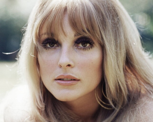 Sharon Tate, the Valley of the Dolls film star who is played by Margot Robbie in Once Upon a Time in Hollywood