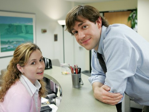 The Office stars Jenna Fischer and Angela Kinsey are