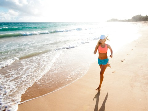 The best beach workout to do on holiday