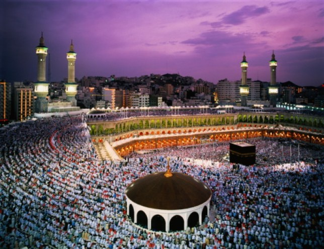 We must stop climate change before it makes Hajj impossible