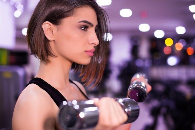 Is it actually OK to wear makeup when you workout?