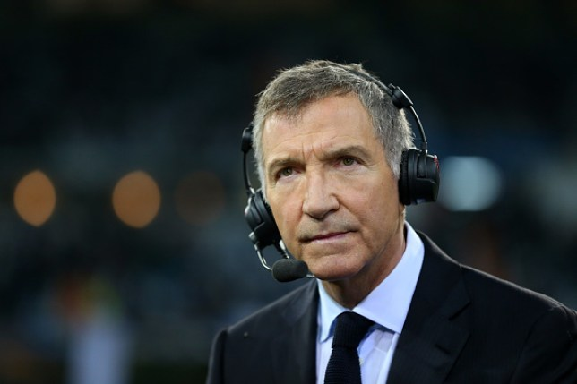 Graeme Souness has predicted where Man Utd, Arsenal and Chelsea will finish this season