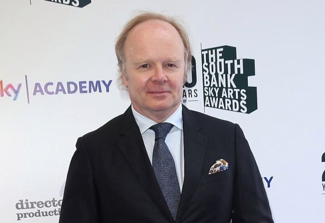The Crown star Jason Watkins accidentally killed his cat after getting some good news