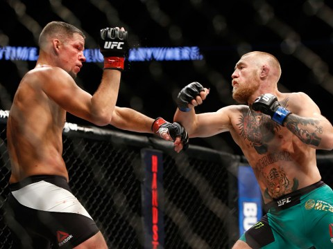 Conor McGregor inspired by Nate Diaz for his own UFC comeback