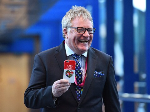Jim Davidson says UK has paid the European Union 'in blood in Flanders' despite being born after the war