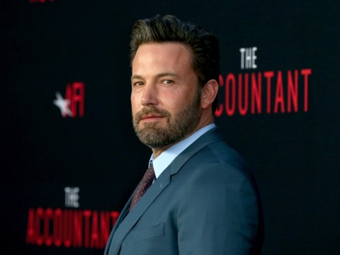 Ben Affleck seen stumbling into car outside Halloween party amid fears of sobriety setback