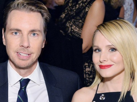 Kristen Bell admits there was 'no spark' when she first met husband Dax Shepard