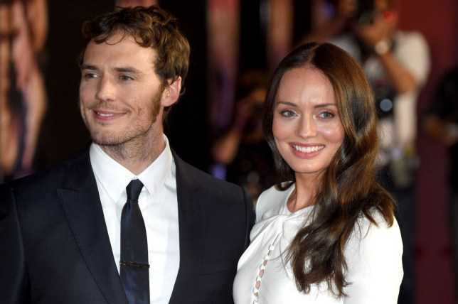 Peaky Blinders star Sam Claflin splits from wife Laura Haddock after six years