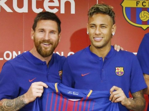 Lionel Messi urges Neymar to reject Real Madrid and rejoin Barcelona instead