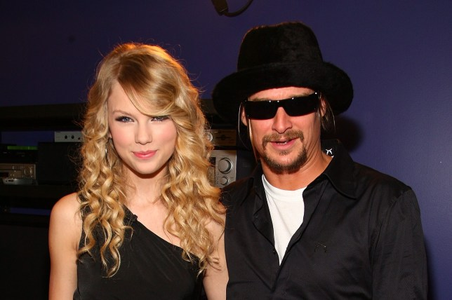 Taylor Swift and Kid Rock