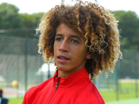 What Anthony Martial and Paul Pogba told Manchester United's new signing Hannibal Mejbri