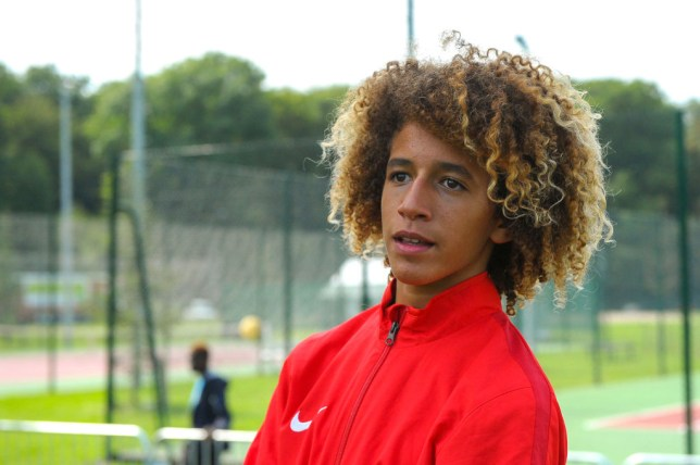 Hannibal Mejbri has agreed to join Manchester United from Monaco