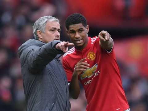 Marcus Rashford takes dig at Jose Mourinho by insisting Manchester United are 'back to normal'