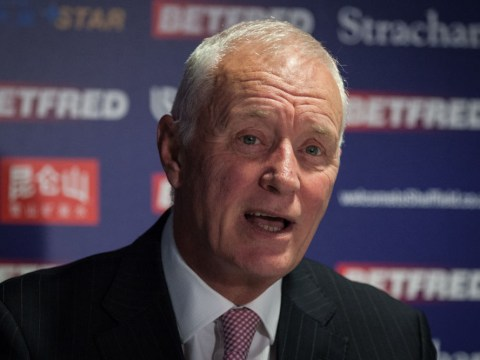 Barry Hearn thanks NHS after coming through his second heart attack