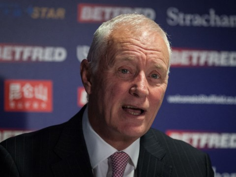 Barry Hearn doubts 'long-term credibility' of 'not real competition' BDO