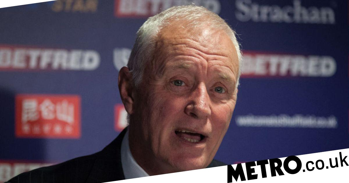Barry Hearn thanks NHS after coming through his second heart attack - metro