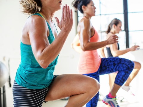 Daily Fitness Challenge: Can you do high knees for a minute?
