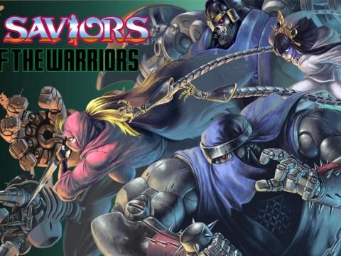 The Ninja Saviors: Return Of The Warriors review – robot ninjas beat 'em all