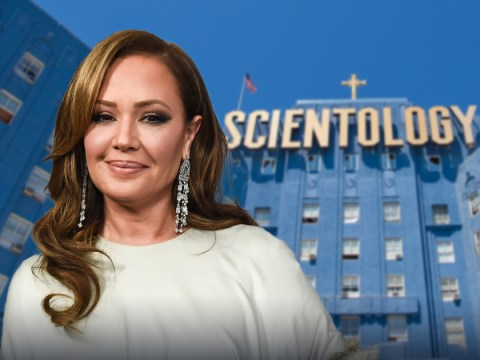 Leah Remini slammed by Church of Scientology for 'blood on her hands' as she announces end of her show
